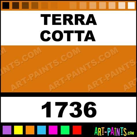 terra cotta prism acrylic paints 1736 terra cotta