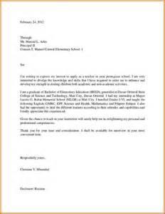 Business Letter Sample Tagalog simple resignation letter sample tagalog tine application letter 1 728
