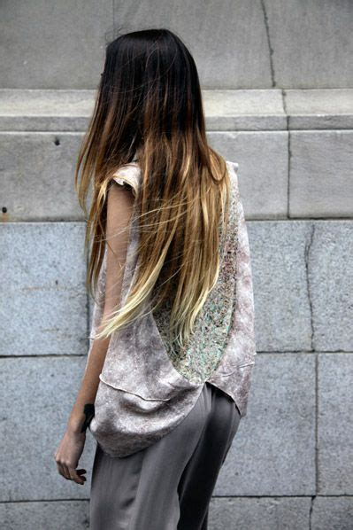 blonde roots dark ends puctures my goals blonde ends and dark roots on pinterest