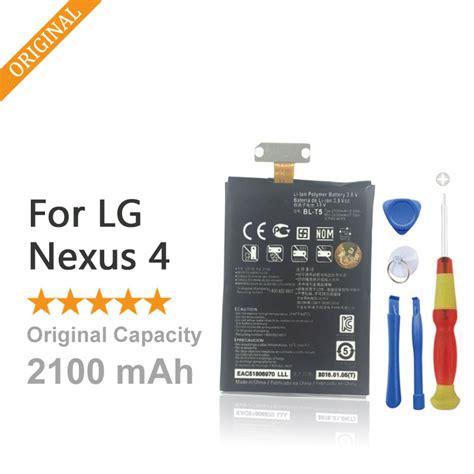 Termurah Baterai Lg Nexus 4 E960 Blt5 Original lg ls970 battery reviews shopping lg ls970 battery reviews on aliexpress alibaba