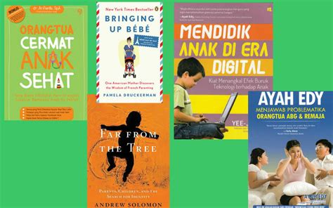 format 6 buku wajib pkk 5 buku parenting wajib baca