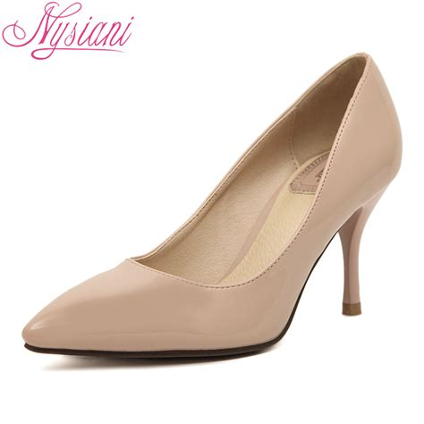 high heel shoes stores aliexpress buy 2016 fashion pointed toe