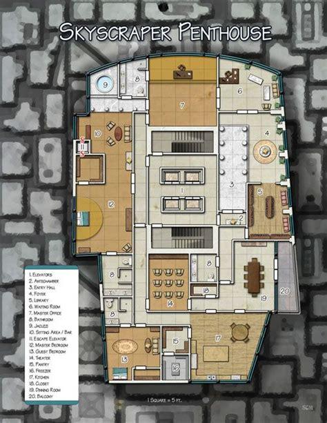 rpg floor plans 99 best shadowrun floorplans maps images on pinterest