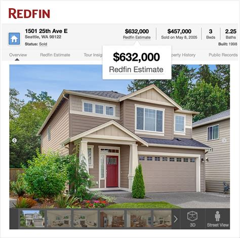redfin launches new redfin estimate tool to property