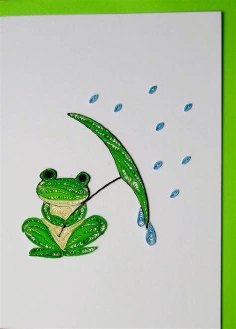frog pattern umbrella 17 best images about quilling insects on pinterest