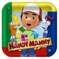 handy manny media diary