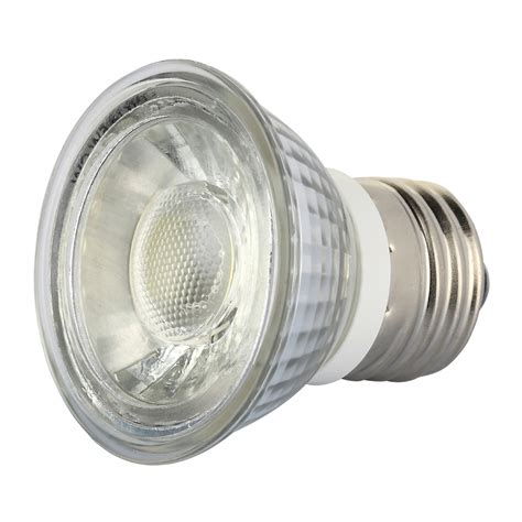 Par16 Led Light Bulbs Toronto Led Inc Tl Par16 5g Glass Led Cob Par 16 Bulb Lowe S Canada