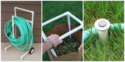 diy outdoorsman projects pvc pipe projects