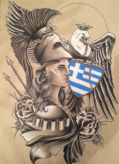 greek goddess tattoo designs greece pride athena goddess athena