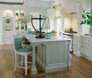 Green And Blue Kitchen A Touch Of Blue Design Manifestdesign Manifest