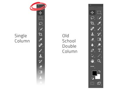 how to customize the toolbar in photoshop cc restore toolbar bing images