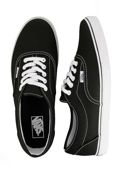vans lpe black true white shoes impericon worldwide