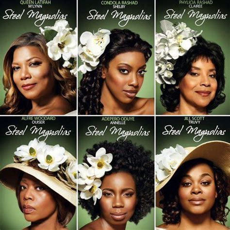 pics from lifetime s steel magnolias premiere blackfilm