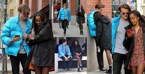 obama daughter boyfriend malia obama and her boyfriend still going strong photos