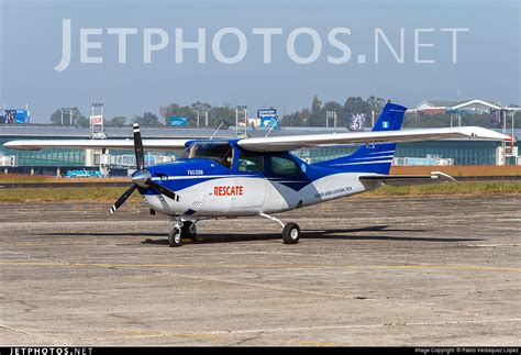 038 cessna 210l centurion ii guatemala air jetphotos