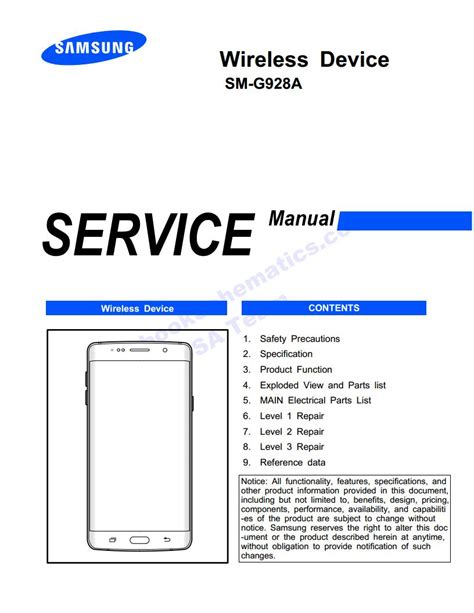 Samsung Galaxy S6 Tablet Manual by Samsung Galaxy S6 Edge Plus Service Manual Pack Sm G928 Service Manual Pack