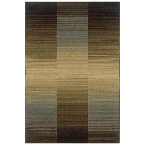 10 foot area rugs weavers camille avenue multi 7 ft 10 in x 10 ft area rug 273256 the home depot