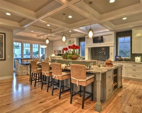 craftsman style flooring craftsman style home kitchens pinterest