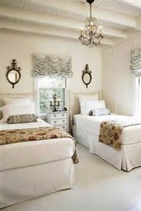 How High Should Chandelier Hang Over Table guest bedroom inspiration 20 amazing twin bed rooms