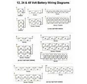 24 Volt Golf Cart Battery Wiring Diagram