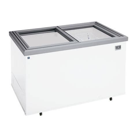 glass door chest freezer sliding door chest freezer jacobhursh