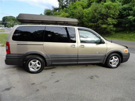 sell used 2002 pontiac montana in 4201 salem turnpike roanoke virginia united states for us