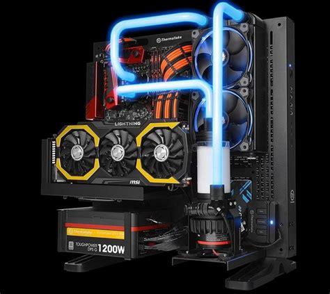 Cpu Cooler Thermaltake Pacific G1 4 Y Adapter Cl W054 Cu00bl A thermaltake เป ดต วร วๆ วางจำหน าย new pacific rgb g1 4 petg 16mm od 12mm id แล ว it