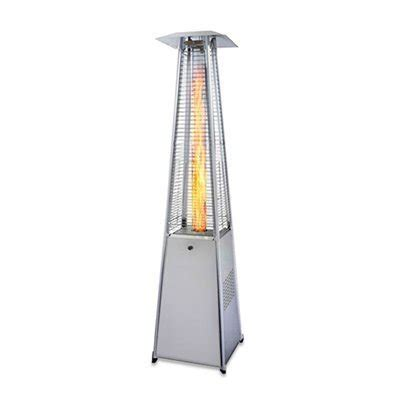 Quartz Patio Heater The Quartz Stainless Steel Propane Patio Heater Best Prices