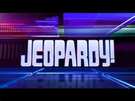 How To Make Your Own Jeopardy Game Youtube Create Your Own Jeopardy Powerpoint