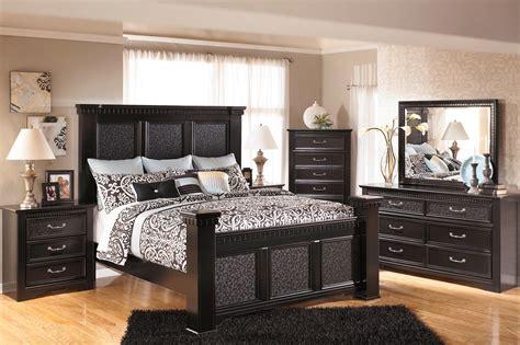 cavallino mansion bedroom set  ashley  coleman