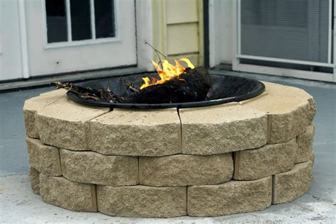 easy diy pit with grill 10 diy outdoor pit bowl ideas you to try at all