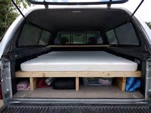 How To Build A Platform Bed by Tiny Home Improvements For Summer Living