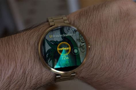 android wear moto 360 los juegos para android wear a debate