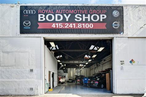 royal auto group body shop  reviews body shops