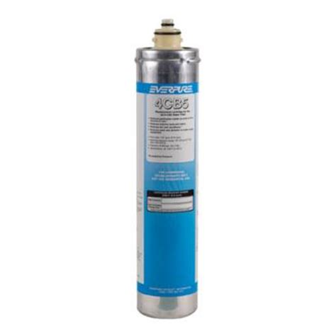 Plumbed In Water Filter by Everpure 4cb5 Replacement Water Filter Cartridge Etundra