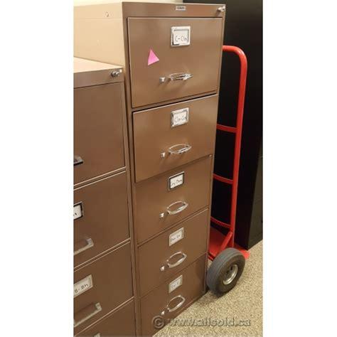 5 drawer vertical file cabinet sunar brown 5 drawer vertical file cabinet locking