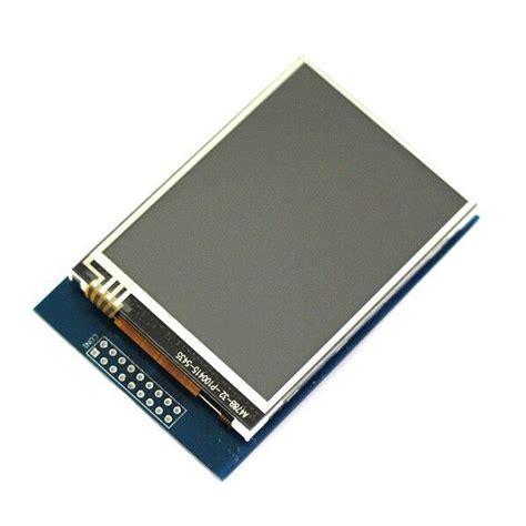 24 Inch Tft Lcd Touch Screen Module Shield Arduino Baru geekcreit 174 2 8 inch tft lcd shield touch display module