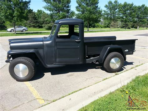 willys jeep pickup 1963 willys jeep pickup truck