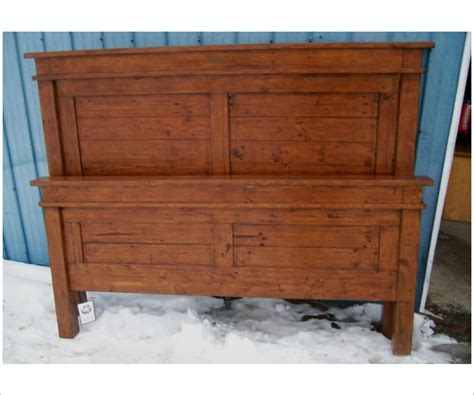 Panel Beds For Sale by Reclaimed Wood Panel Beds