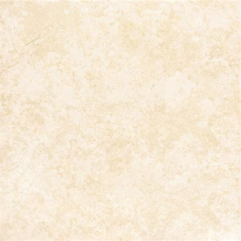 X Ceramic Floor Tile Shop Project Source Tiolo Beige Ceramic Floor Tile Common 16 In X 16 In Actual 15 9 In X 15