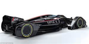 mclaren f1 concept future of formula one mclaren unveil incredible mp4 x