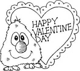valentinehappyday free colouring pages