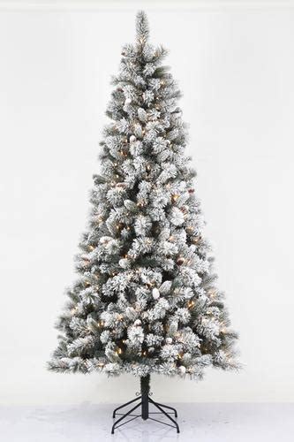 menards colorado flocked pine best 28 trees menards 7 ft lenning pine at menards trees 7