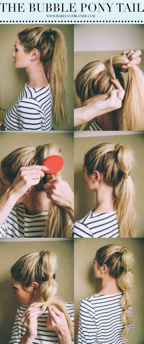 tutorial menguncir rambut 12 tutorial gaya rambut yang simpel tapi chic untuk kencan