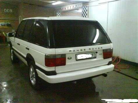 how to sell used cars 1996 land rover discovery electronic valve timing 1996 land rover range rover for sale