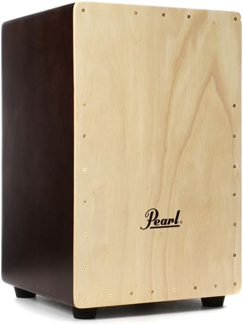 Cajon Pearl Pbc 507 pearl primero box cajon brown sweetwater
