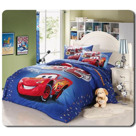 cars bed in a bag 100 cotton bed in a bag set 3 king racing