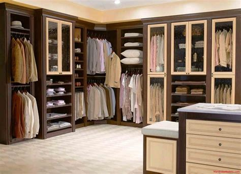 walk in wardrobe design closeted