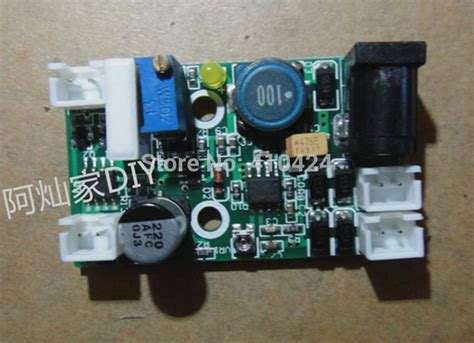 laser diode driver ttl schematic laser driver board driver module constant reduced voltage 450nm 3a ttl modulation blue