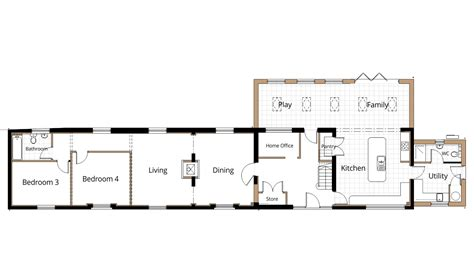 ground floor extension plans barn conversion listed building planning permission project ben williams